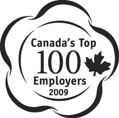 Canada's Top 100 Employers for 2009