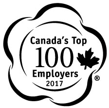 Canada's Top 100 Employers for 2017