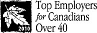 Top Employers for Canadians Over 40