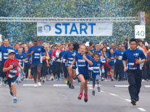 Courses pour les enfants RBC Race/Run for the Kids