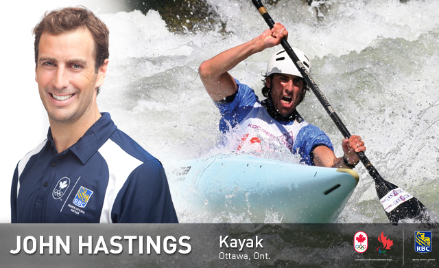 John Hastings : Kayak
