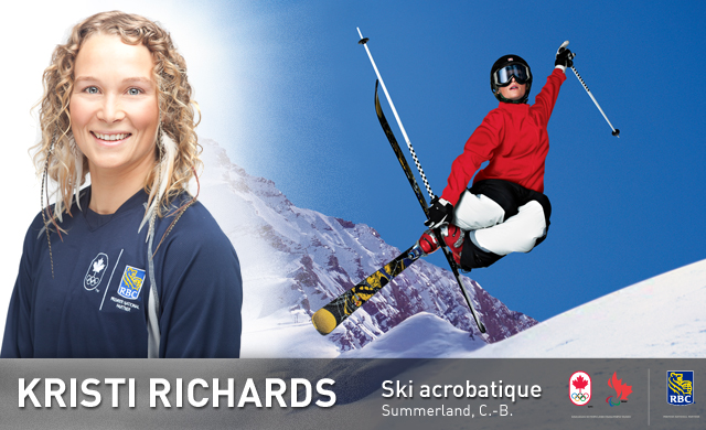 Kristi Richards : Ski acrobatique