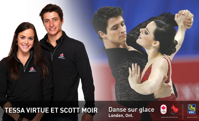 Tessa Virtue and Scott Moir : Danse sur glace