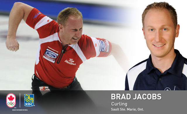 Brad Jacobs : Curling