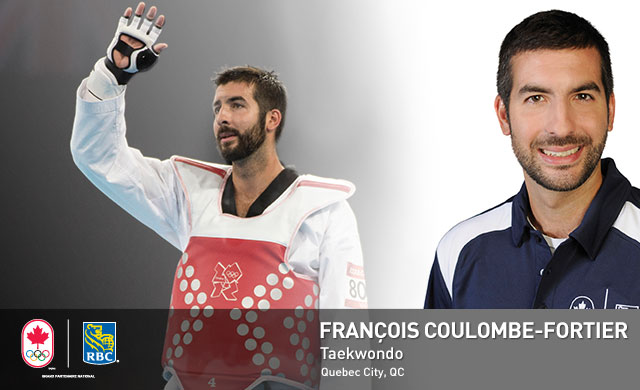 François Coulombe-Fortier : Taekwondo