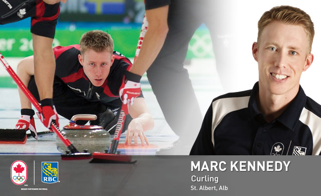 Marc Kennedy : Curling