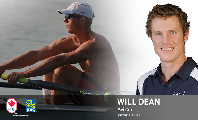 Will Dean : Aviron