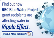 Find out how RBC Blue Water Project is impacting water in Ripple Effect. Read the Report. (opens new window)