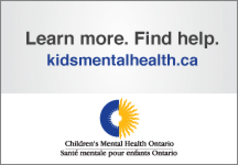 Learn more.  Find help.  kidsmentalhealth.ca