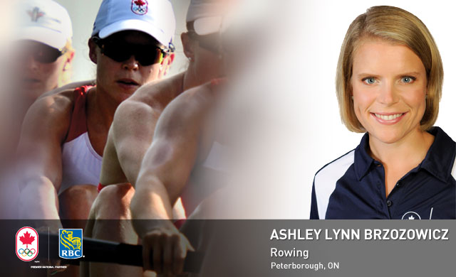 Ashley Lynn Brzozowicz : Rowing