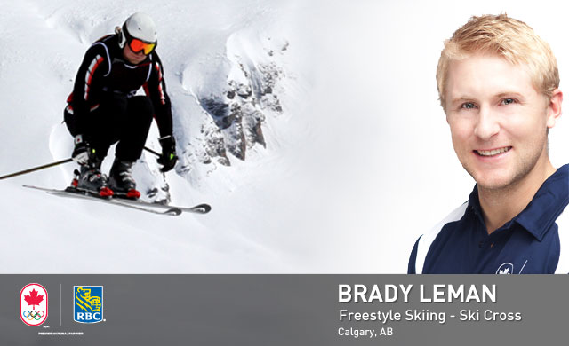 Brady Leman : Freestyle Skiing - Ski Cross