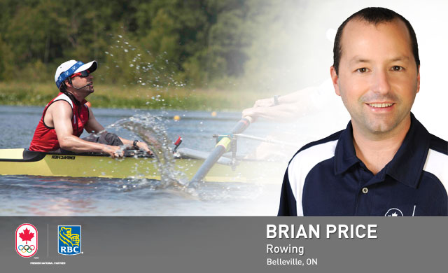 Brian Price : Rowing
