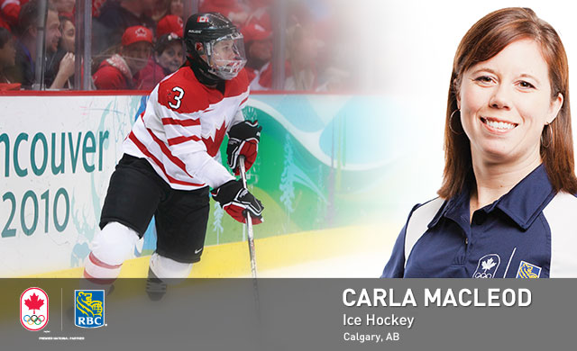 Carla MacLeod : Ice Hockey