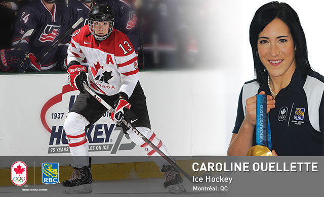 Caroline Ouellette : Ice Hockey