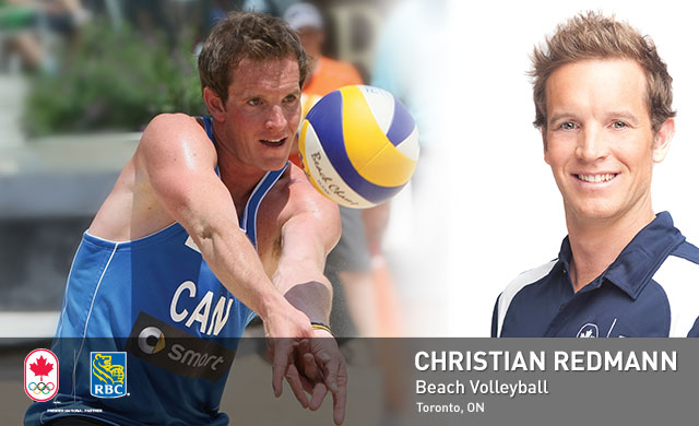 Christian Redmann : Beach Volleyball