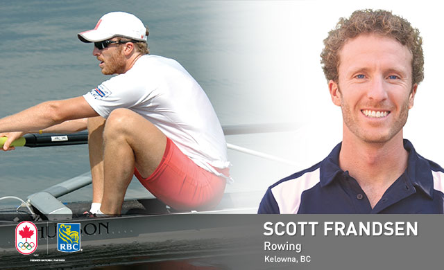 Scott Frandsen : Rowing