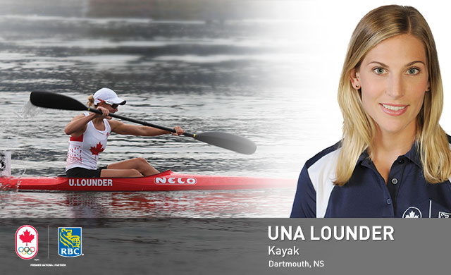 Una Lounder : Kayak
