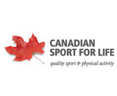 Canadian Sports for Life logo