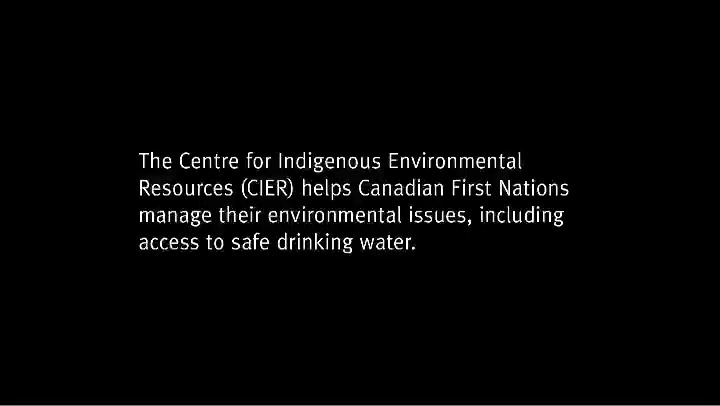 Video: Project 2 - Centre for Indigenous Environmental Resources