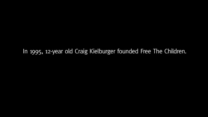 Video: Project 22 - Free The Children