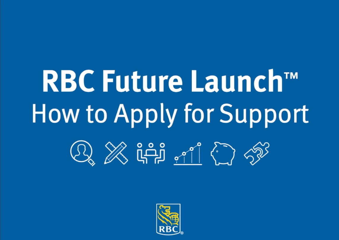 Video: RBC Future LaunchTM How to Apply for Support
