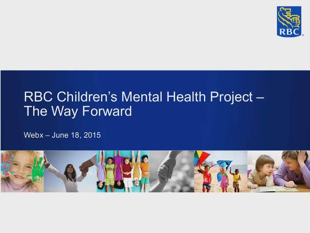 Guidelines And Eligibility For Rbc Youth Mental Health Project