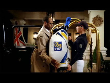 Video: RBC Golf Bag