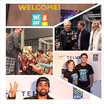 We Day Photo Gallery