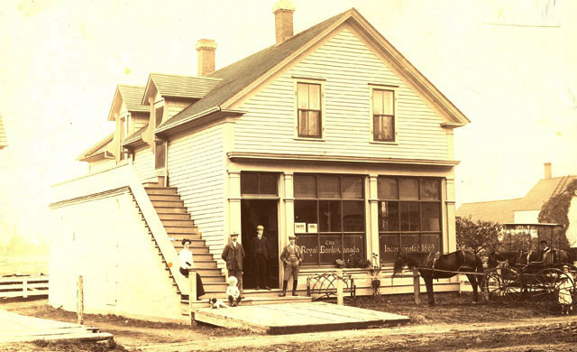 1910 – Rexton, New Brunswick