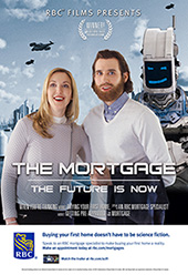 RBC turns to robots and humour to reach first-time buyers