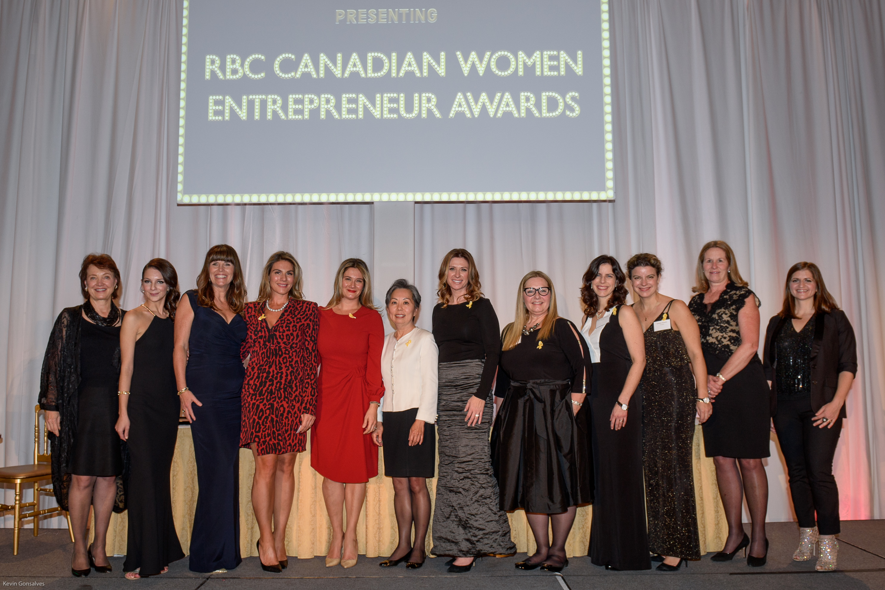 RBC Canadian Women Entrepreneur  Award winners