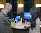 Real-time multi-language interpretation – including American Sign Language – marks a North American financial institution first for two-way video service for clients