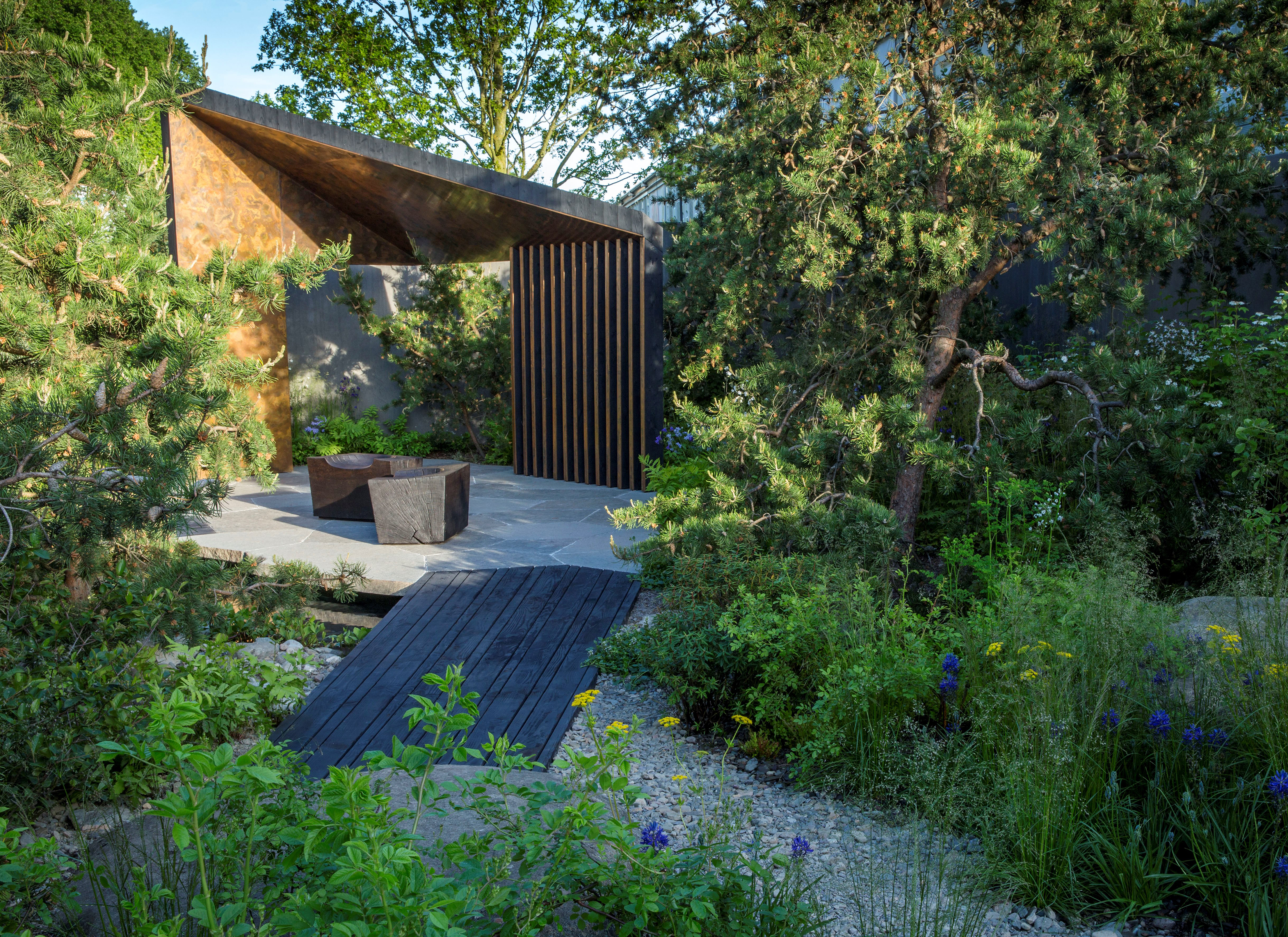 RHS Chelsea Flower Show, the Royal Bank of Canada Garden