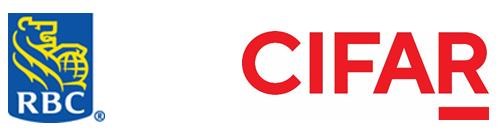 Logos RBC and CIFAR