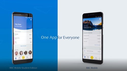 Video: RBC Mobile Student Edition, built within the RBC Mobile app, is a customized mobile banking experience for students that is designed to their preferences and helps them build a strong financial future.