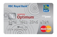 New Shoppers Optimum MasterCard