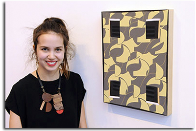 Vanessa Maltese, winner of the 2012 RBC 