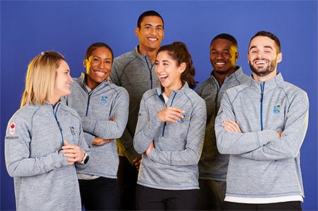 Le programme Athlètes Olympiques RBC accueille des espoirs et des candidats à une médaille aux Jeux de Tokyo 2020 dans la cohorte de 2019-2021