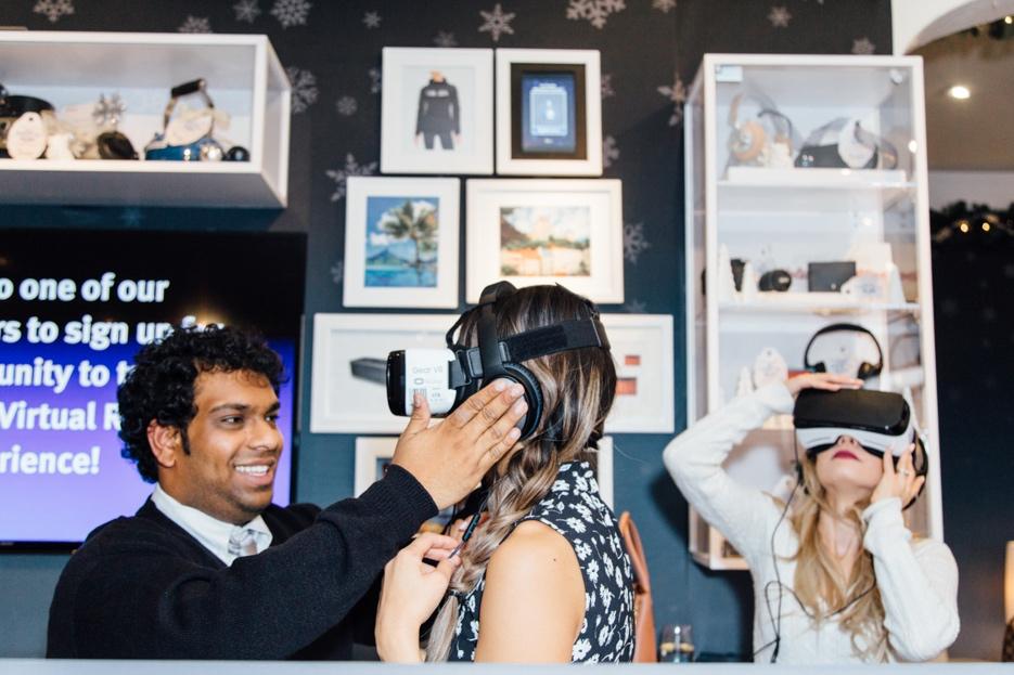 La nouvelle Expérience de réalité virtuelle de RBC offre aux clients une immersion dans le monde de RBC Récompenses