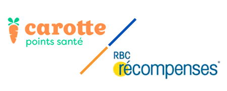 Carotte Points / RBC Récompenses