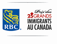Prix RBC des 25 grands immigrants au Canada 2015