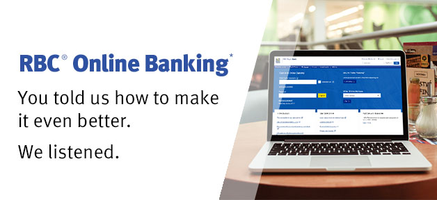 RBC® Online Banking — RBC