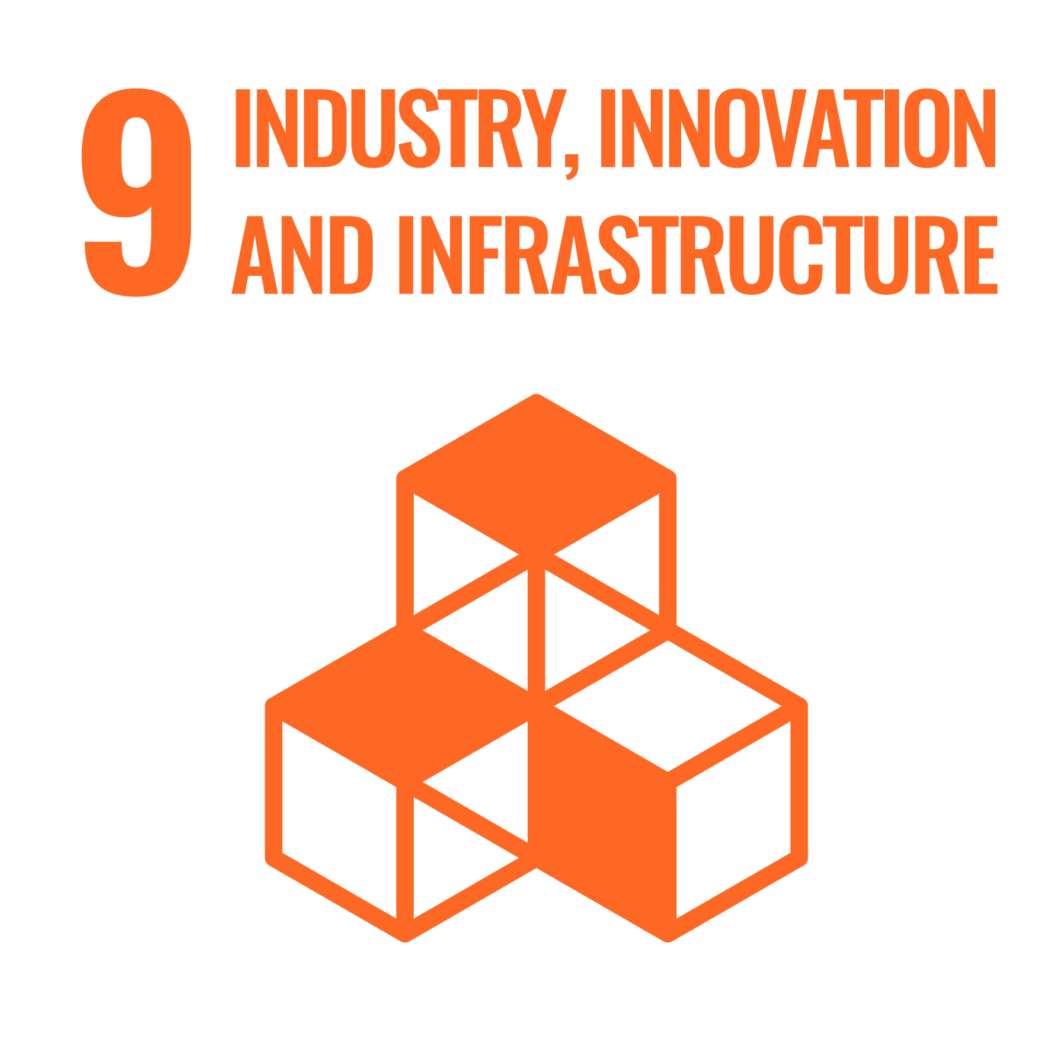 9 INDUSTRY, INNOVATINO AND INFRASTRUCTURE